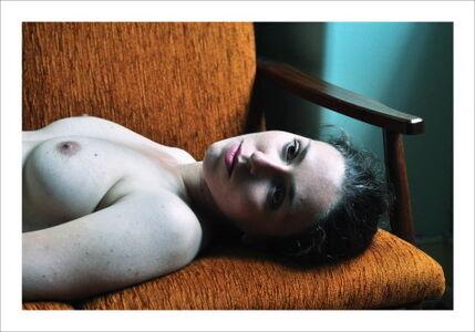 Daniel Blaufuks, 'Mulher deitada', 2010