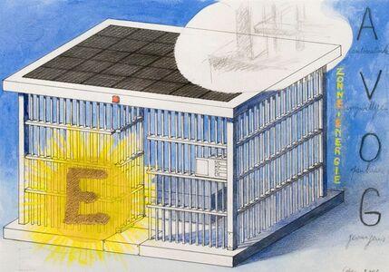 Leo Copers, 'Solar AVOG', 2002