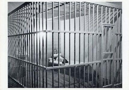 Tehching Hsieh, 'Sam Hsieh, One Year Performance, Card', 1978