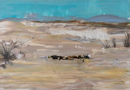 Brian Maguire, 'Arizona 1', 2020