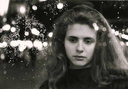 Sabine Weiss, 'Portrait  of Anne-Marie Edvina', 1961/1961