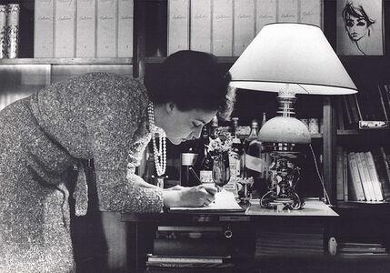 Monique Jacot, 'Jeanne Moreau ', 1960