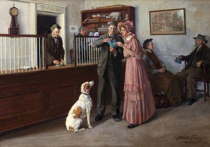 Abbott Fuller Graves, 'The Nest Egg', 1910