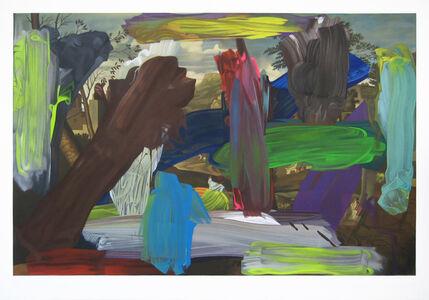 Bob Knox, 'Dusk (over Poussin)', 2016