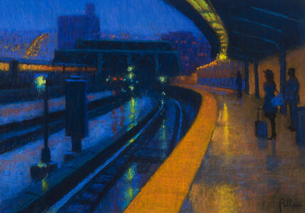 Joseph Peller, 'Evening, Brooklyn Bound', 2020