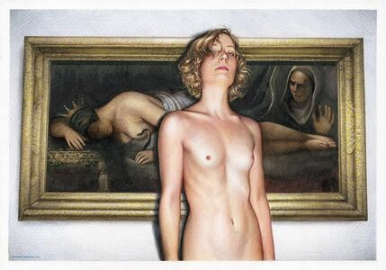Juan Francisco Casas, 'ArtemisiaCleopatraAlexandra', 2020