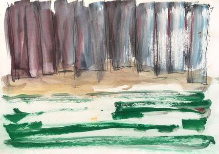 Günther Förg, 'Untitled V', 2001