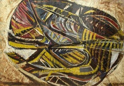 Mario Merz, 'Foglia', 1952