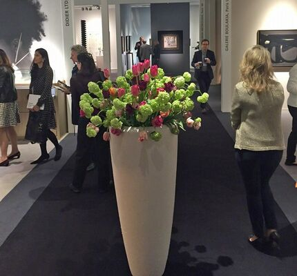 Connaught Brown at TEFAF NY Spring 2017, installation view