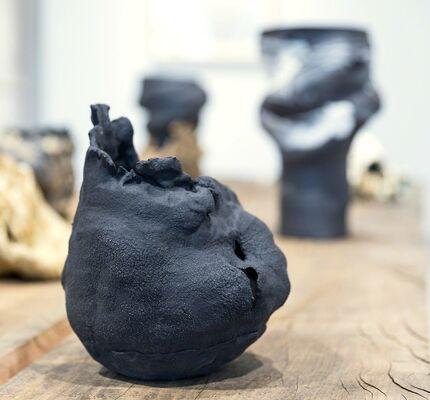 Toshiaki Noda - Recent Ceramics, installation view