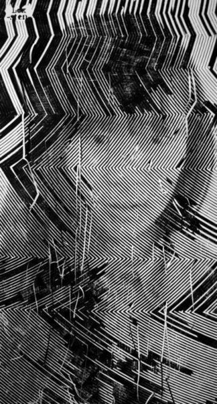 Sten Lex, 'Ma Sai', 2013, Mixed Media, Stencil cut out and acrylic on wood, Danysz Gallery