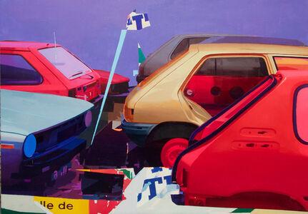 Zoer Fréderic Battle, 'Sacre Numero', 2018