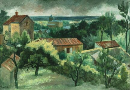 Yves Alix, 'Paysage de Provence'