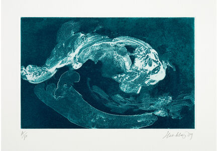 Maggi Hambling, 'Wave II ', 2009-2010
