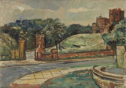 John Farrar, 'Untitled (Embassy Row).', 1947