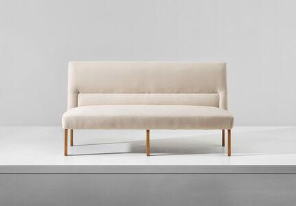 Mario Asnago & Claudio Vender, 'Unique sofa, designed for villa M., Cantù', circa 1934