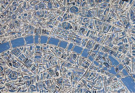 Barbara Macfarlane, 'Paris French Blue King's Blue', 2018