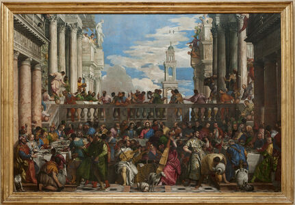 Paolo Veronese, 'Les Noces de Cana (The Wedding Feast at Cana)', 1563