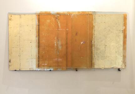 Antonello Viola, 'Oro e arancio di cadmio', 2018