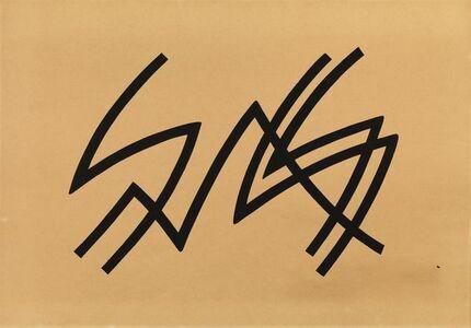 Ettore Colla, 'Composition', 1960s