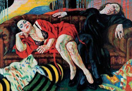 Xenia Hausner, 'Sensual Certainty (Sinnliche Gewissheit)', 1994