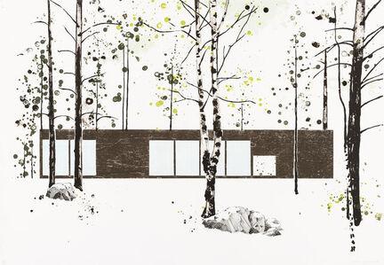 Blaise Drummond, 'Experimental House for Marimekko', 2014