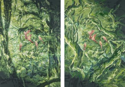 Ko-Wei Huang, 'Covered Pink ', 2015