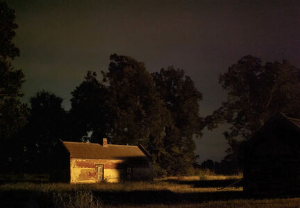 Jeanine Michna-Bales, 'Decision to Leave. Magnolia Plantation on the Cane River, Louisiana', 2013