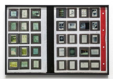 Ignasi Aballí, 'Historia del arte 11', 2015