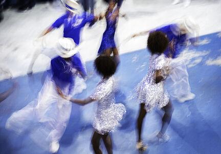 Mikhail Baryshnikov, 'Looking for the Dance, Untitled #36 Escola de Samba Portela, rehearsal for Carnival competition in Ireneo Portela, Argentina', 2014