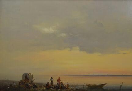 Oleg Aleksandrovich Leonov, 'Gypsies', 1997