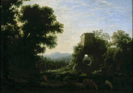 Claude Lorrain, 'Pastoral Landscape', 1628