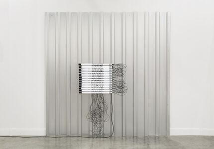 Monica Bonvicini, 'Hang Your Dry', 2018