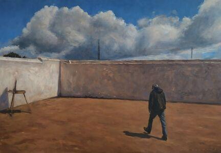 Jean-Daniel Bouvard, 'Entre les murs II', 2019