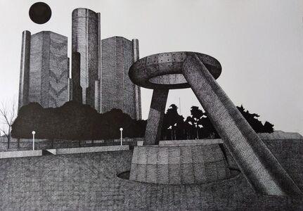 François Trocquet, 'Untitled (Detroit series)', 2018