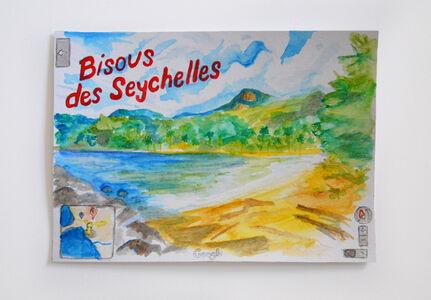 Benjamin Grivot, 'Vacances aux Seychelles', 2020