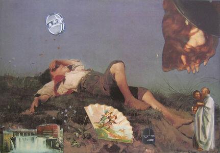 John Ashbery, 'Summer Dream', 2008