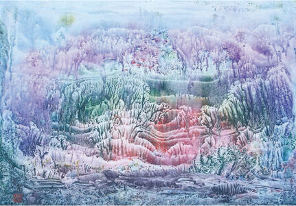 Liu Yitong, 'Late Autumn'