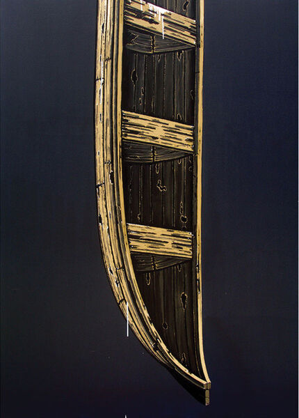 Rajan Krishnan, 'Boat from the House of the Ferry Man', 2011
