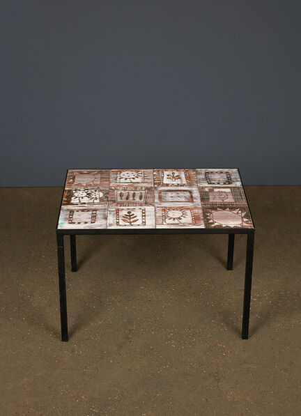 Jean Cloutier, 'Coffee table', vers 1970