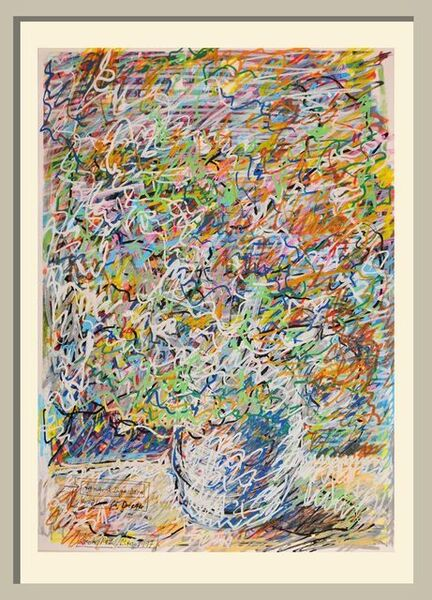 Dieter Roth, 'A Bunch of Flowers', 1996-1998