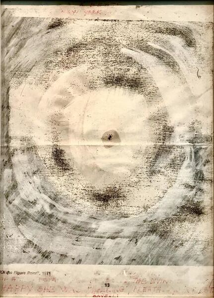 Angelo Savelli, 'A Beatrice New Jork', 1990