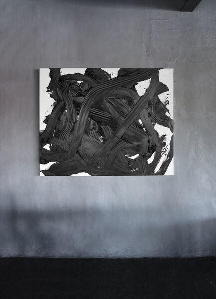 Kazuo Shiraga, 'Yu-Gyo', 1989