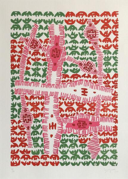 Giuseppe Capogrossi, 'Superficie', 1968