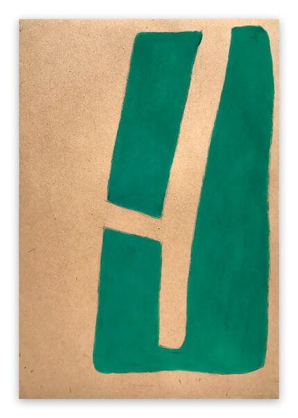 Fieroza Doorsen, 'Untitled (ID 1292) (Abstract painting)', 2017