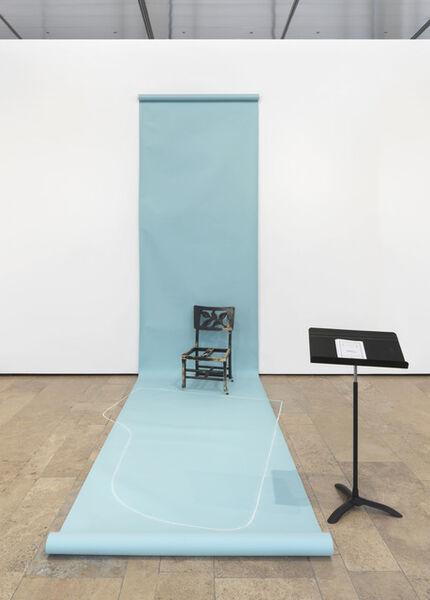 Barbara Bloom, 'The Idea of Glenn Gould', 2020