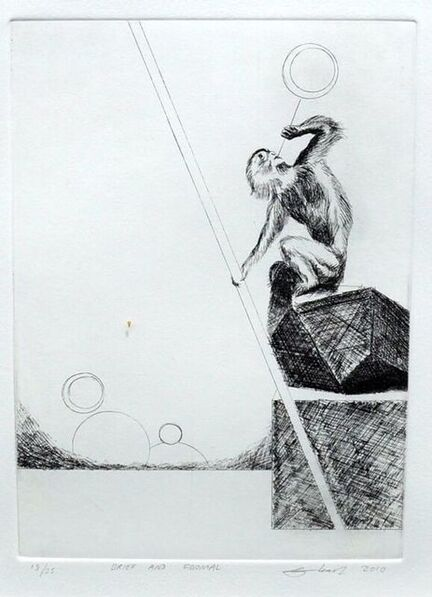 Sam Leach, 'Brief and Formal', 1973