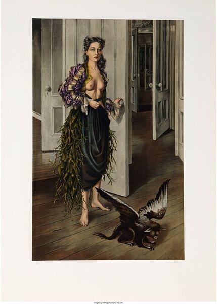 Dorothea Tanning, 'Birthday (Self Portrait at age 30, 1942)', circa 1970