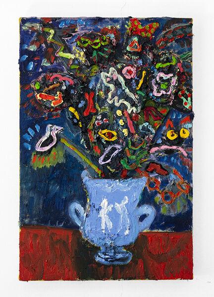 Georgina Gratrix, 'Arrangement in Rave ', 2020