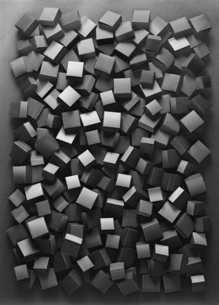 Christiane Feser, 'Partition 122', 2019